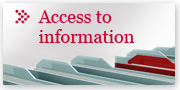 Access to information. The following link opens in another window.