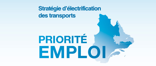 Transportation Electrification Strategy 2013-2017. Employment Priority.